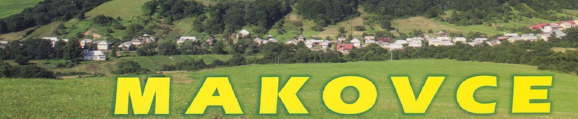 Obec Makovce